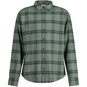 Maloja SaxseeM. Shirt Men dark cypress